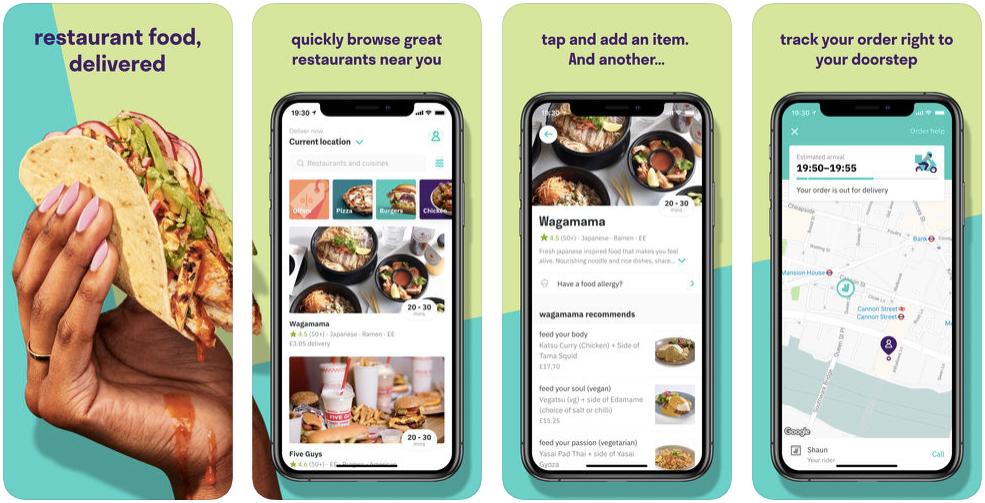 2019_Deliveroo App