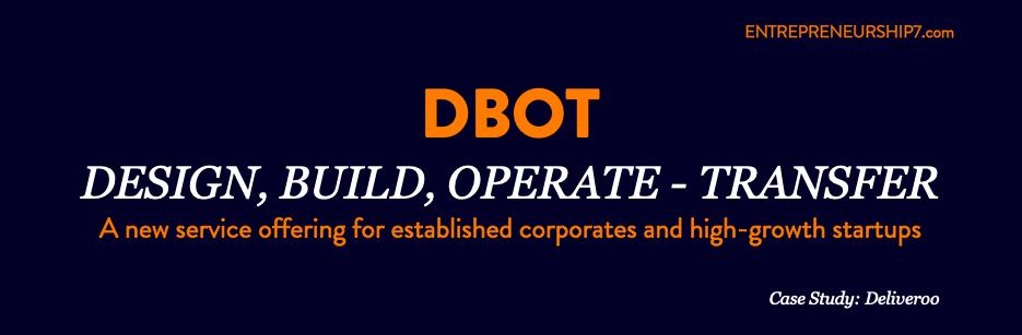 DBOT Service Offering